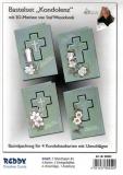 Karten-Bastelset - Kondolenz von Reddy (80452)
