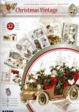 Karten-Bastelmappe - Christmas Vintage von Reddy (89045)