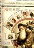 Karten-Bastelmappe - Nostalgische Weihnachtskarten von Reddy (89056)
