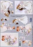 3D-Bogen Set Hochzeit 1  (SET-002)