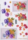 3D-Bogen Set Frühling 1  (SET-004)
