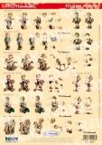 3D-Bogen M.I.Hummel von Reddy (949096)