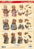 3D-Bogen M.I.Hummel von Reddy (949041)