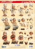 3D-Bogen M.I.Hummel von Reddy (949028)