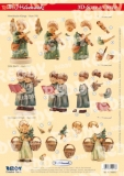 3D-Bogen M.I.Hummel von Reddy (949017)