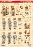 3D-Bogen M.I.Hummel von Reddy (949051)