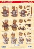 3D-Bogen M.I.Hummel von Reddy (949042)