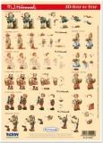 3D-Bogen M.I.Hummel von Reddy (949092)