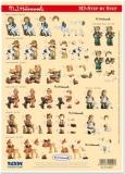 3D-Bogen M.I.Hummel von Reddy (949095)