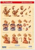3D-Stanzbogen M.I.Hummel von Reddy (950018)