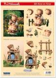 3D-Stanzbogen M.I.Hummel von Reddy (950021)