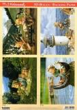3D-Stanzbogen-Set M.I.Hummel von Reddy (950112)
