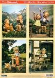 3D-Stanzbogen-Set M.I.Hummel von Reddy (950107)