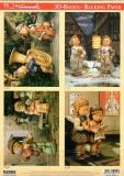 3D-Stanzbogen-Set M.I.Hummel von Reddy (950111)