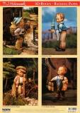 3D-Stanzbogen-Set M.I.Hummel von Reddy (950115)