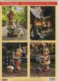 3D-Stanzbogen-Set M.I.Hummel von Reddy (950122)