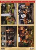 3D-Stanzbogen-Set M.I.Hummel von Reddy (950118)