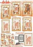 3D-Pyramidenbogen Musikbär von LeSuh (630.079)