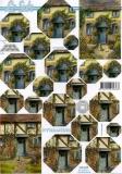 3D-Pyramidenbogen Haus von LeSuh (630.038)