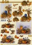 3D-Bogen Herbst von LeSuh (777.036)
