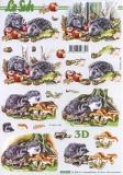 3D-Bogen Igel von Nouvelle (8215252)