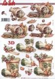 3D-Bogen Herbstmotive von Nouvelle (8215400)