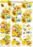 3D-Bogen Sonnenblumen von Nouvelle (8215562)