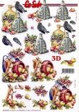3D-Bogen Herbst von Nouvelle (8215554)