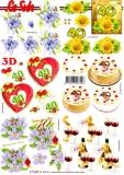 3D-Bogen 40 Jahre klein von LeSuh (777.263)