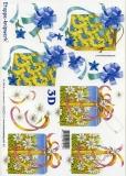 3D-Bogen Tasche & Päckchen von LeSuh (4169279)