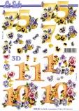 3D-Bogen 10 & 75 Jahre von Nouvelle (8215331)