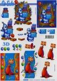 3D-Bogen Tiere & Geschenke von LeSuh (4169868)