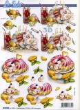 3D-Bogen Kuchen und Dessert von Nouvelle (8215604)
