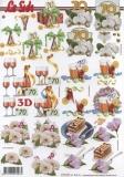 3D-Bogen 70 Jahre klein von LeSuh (777.271)
