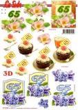 3D-Bogen Jubiläum 65 Jahrevon LeSuh (777.270)