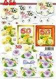 3D-Bogen Jubiläum 60 Jahre von LeSuh (777.268)