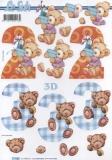 3D-Bogen 2. & 3.Geburtstag von LeSuh (777.285)