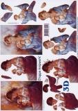 3D-Bogen Mutter & Kind von LeSuh (4169441)