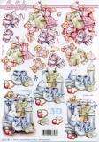 3D-Bogen Babybär von Nouvelle (8215548)