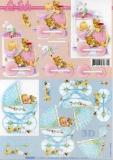 3D-Bogen Babys von LeSuh (4169693)