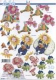 3D-Bogen Blumenkind von LeSuh (777.383)