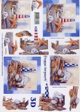 3D-Bogen Meeresfrüchte von LeSuh (4169365)