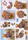 3D-Bogen Bär im Garten von LeSuh (416935)