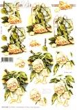 3D-Bogen Rosen von Nouvelle (8215338)