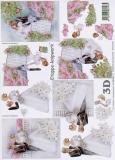 3D-Bogen Brautpaar von LeSuh (4169460)