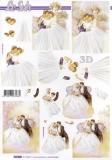 3D-Bogen Hochzeit von LeSuh (777.029)