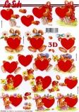 3D-Bogen Valentine von LeSuh (777.010)