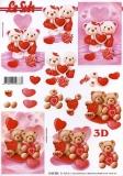 3D-Bogen Valentine von LeSuh (4169804)