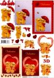 3D-Bogen Valentine von LeSuh (4169992)