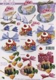 3D-Bogen Torte & Kuchen von LeSuh (777.218)